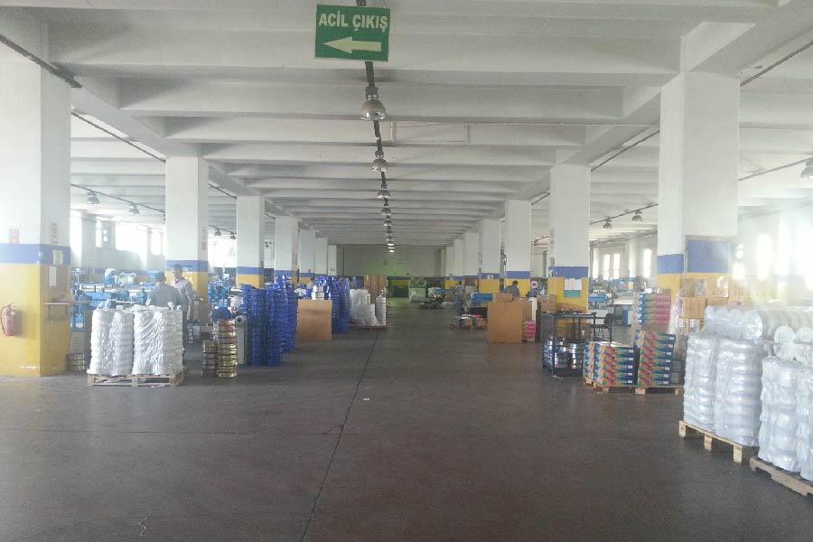 Plastikçiler Osb de Müstakil Satılık Fabrika